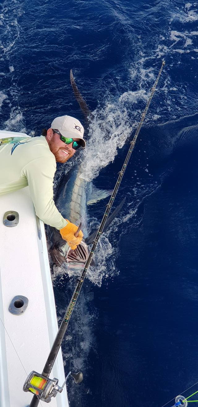 Fishing Quepos with Big Eye Charters