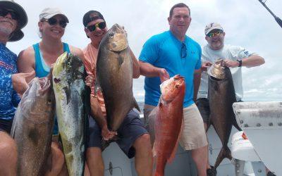 Quepos Costa Rica, Marina pez vela .