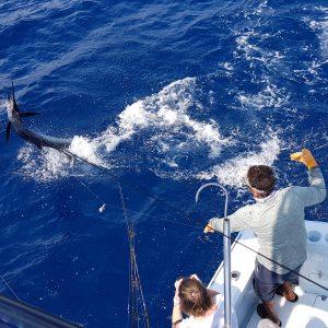 quepos sailfish charter fishing