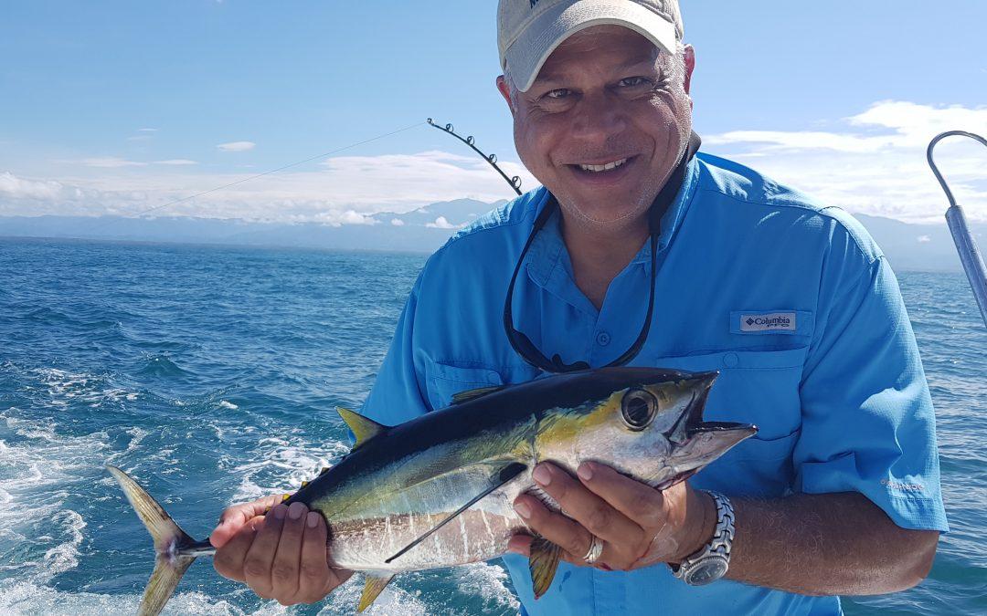 Quepos Inshore Fishing Report July 29, 2018