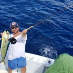 Fly fishing and conventional in Quepos Costa Rica