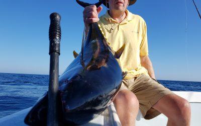 Quepos January 24 Fishing Report