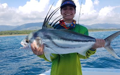 Quepos Inshore Fishing March 15th