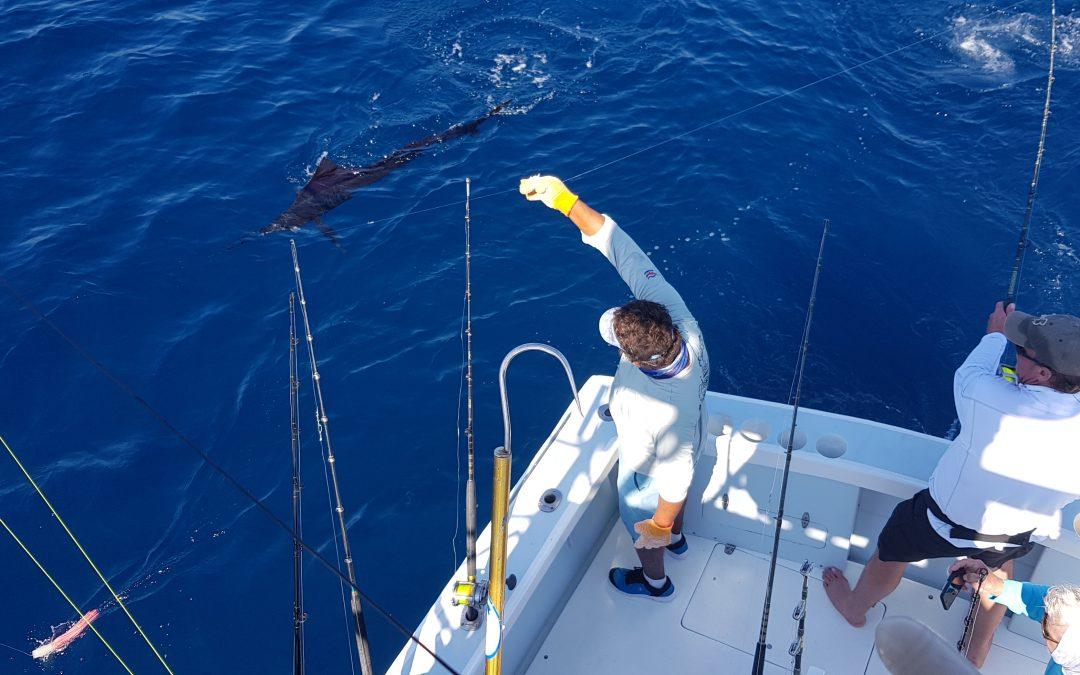 Quepos Fishing March 20, 2019