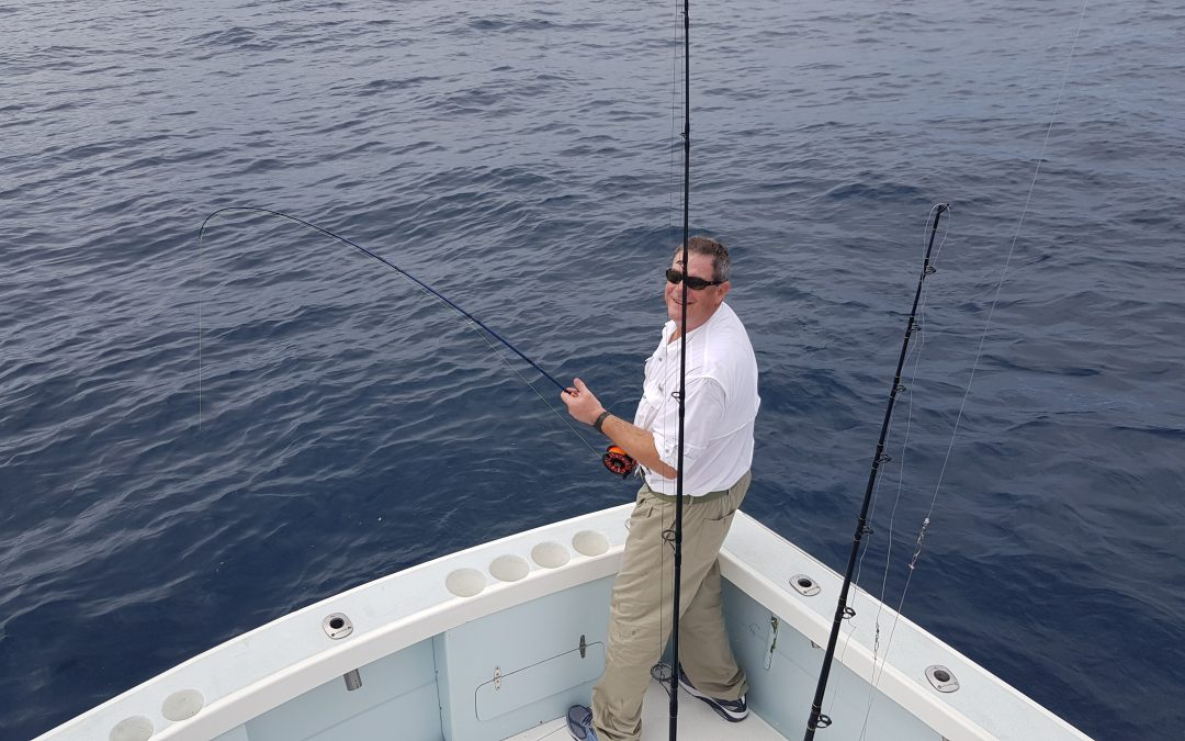 December 2, 2019 — Costa Rica Sport Fishing Big Eye 2
