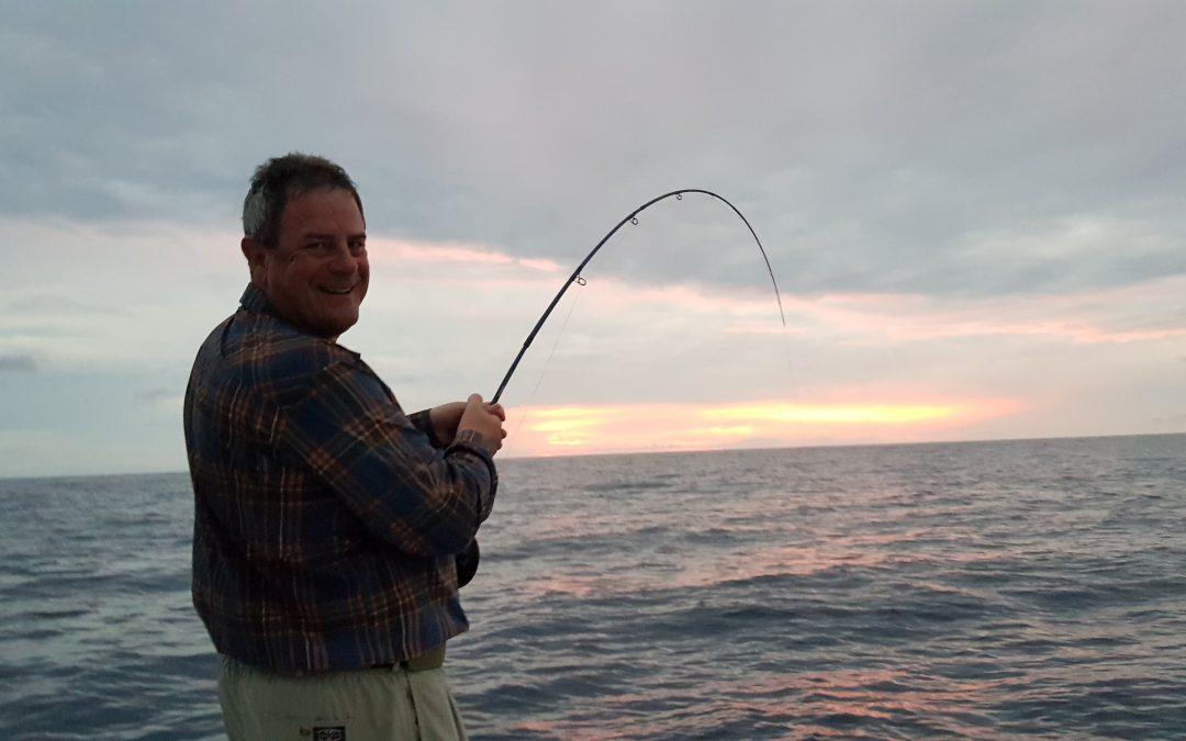 December 6, 2019 — 4 hour blue marlin fight