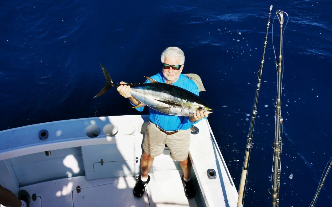 December 27, 2019 – Tuna and Dorado Fishing Costa Rica
