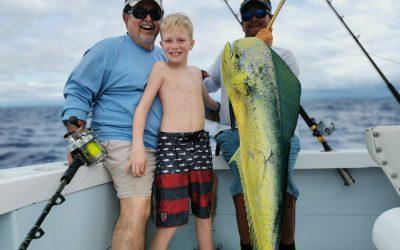 January 6, 2020 – Half day inshore Fishing Costa Rica