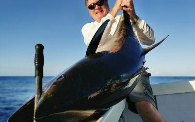 January 16, 2020 – 1 hour and 1.5 hour yellowfin tuna fights!