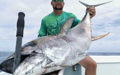 February 20, 2020 – Sailfish, marlin, tuna fishing Costa Rica
