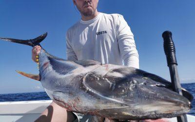 February 24, 2020 – Sailfish Dorado Yellowfin Tuna Quepos Costa Rica