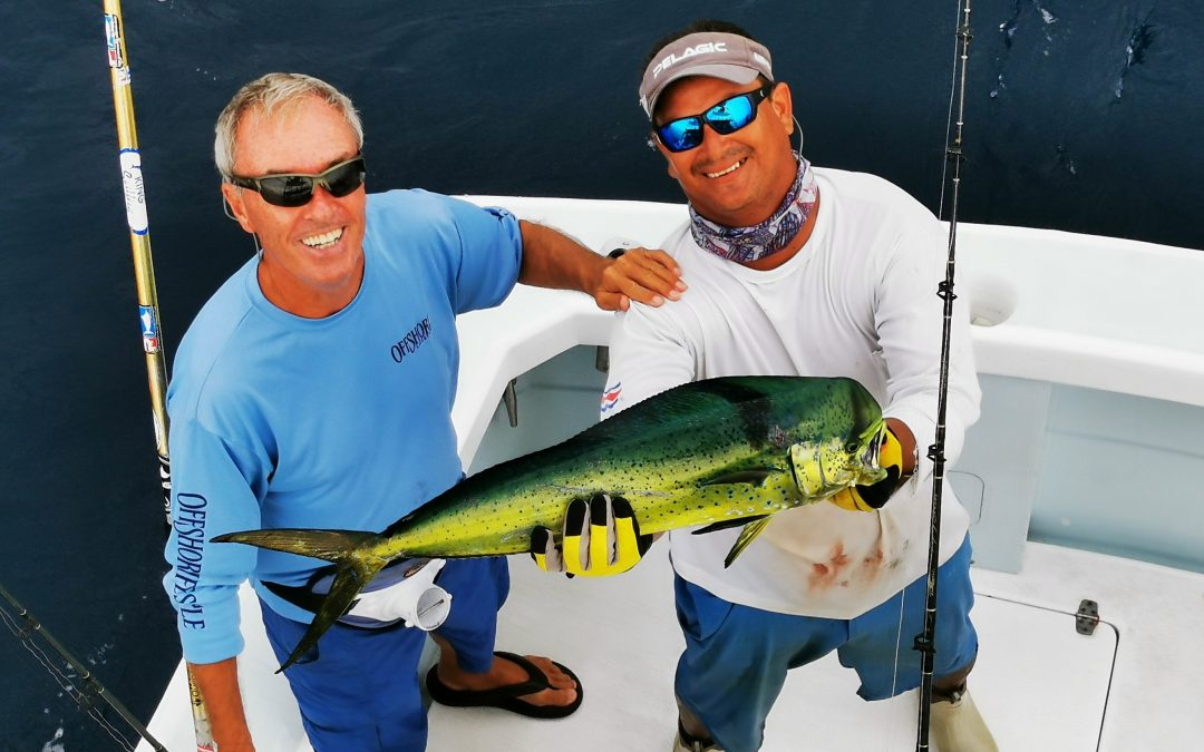 Dorado Fishing with Big Eye 2 – June 9 2020