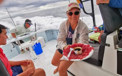 Wish you were here… July 25th Fishing Report