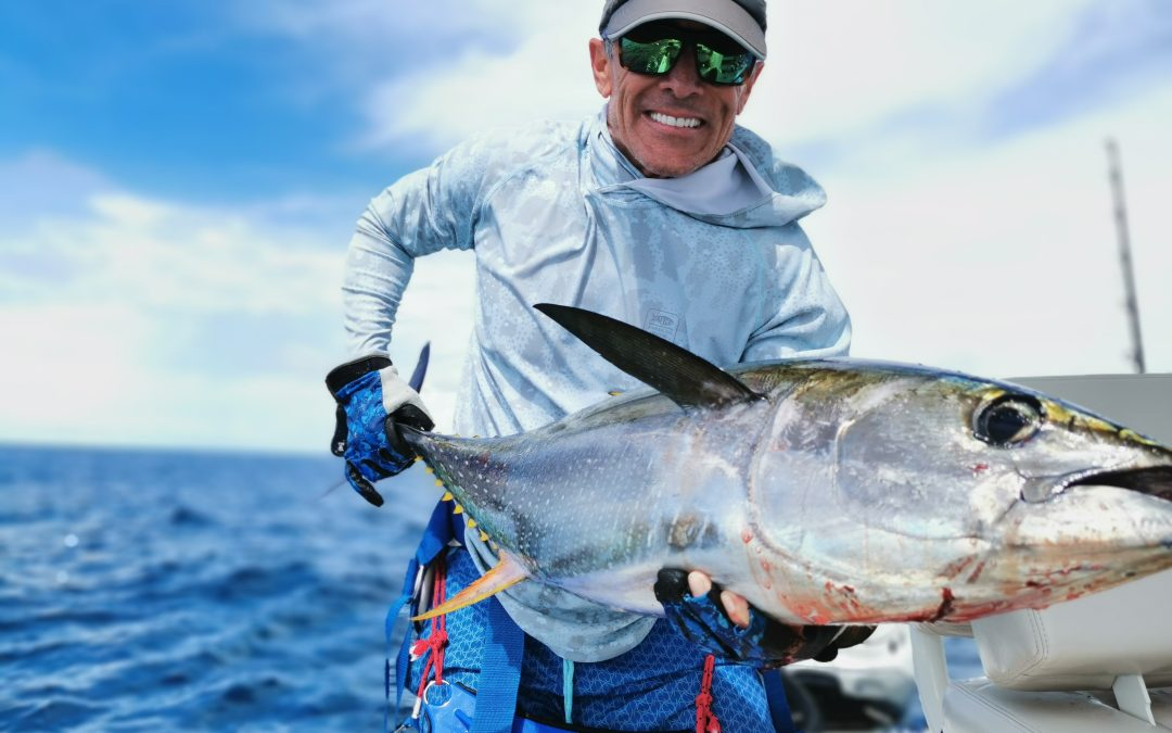 August 11th Yellowfin Tuna Fest with Capt. Franklin Arraya out of Quepos, Costa Rica