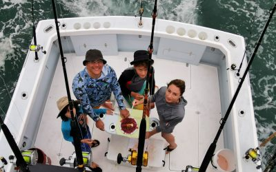 October Fishing in Quepos, Costa Rica – Big Eye 2 Charters
