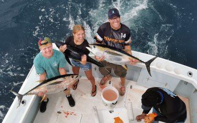Big Eye Two Quepos Fishing Report Nov, 27 2020
