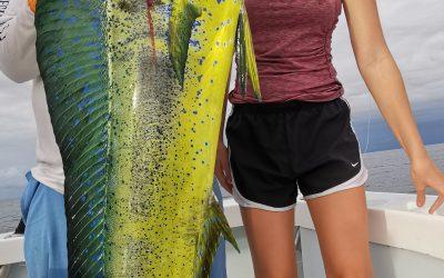 Big Eye II Fishing Report Quepos, Costa Rica 2020