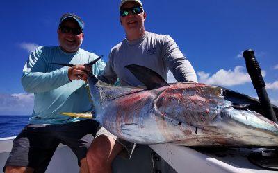 Quepos Fishing Report with Big Eye 2 Feb 4, 2021