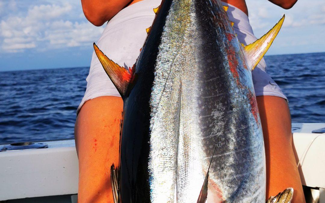 Big Eye 2 Fishing Report for Feb 17, 2021