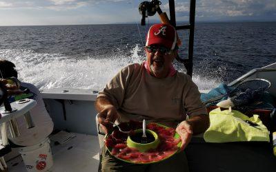 Quepos Fishing Report March 3, 2021 –  Big Eye 2