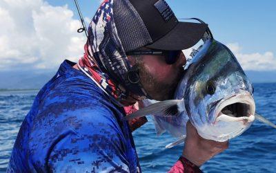 Quepos Inshore Fishing with Big Eye 2 Charters