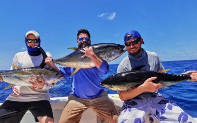Big Eye 2 Charters Mar 26, 2021 Fishing Report