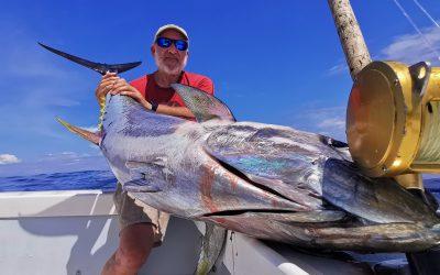 Costa Rica offshore Epic Tuna
