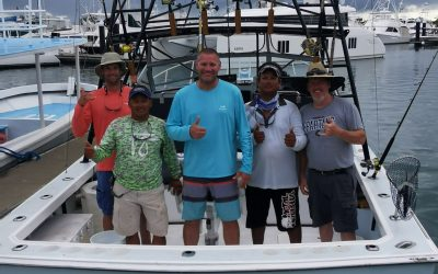 Great day offshore with the Bockhold group