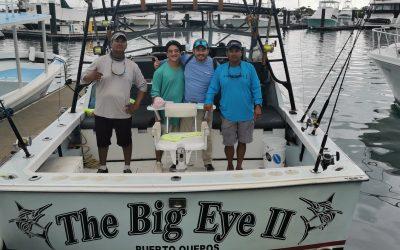 Marlin Day offshore Costa Rica
