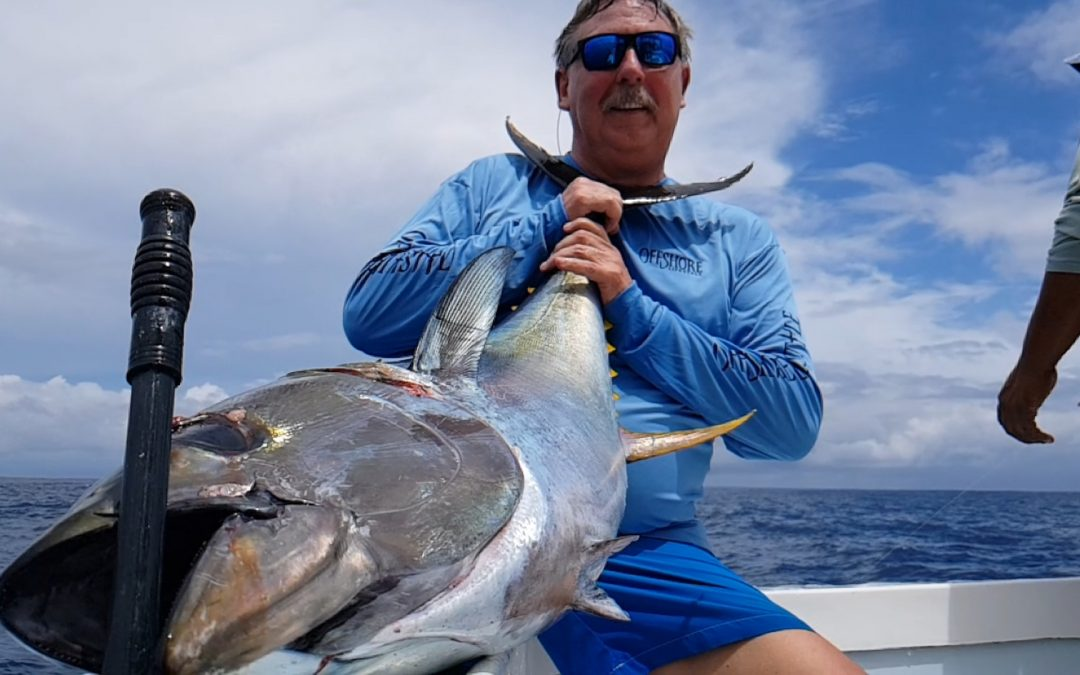 July 3 Sailfish Marlin and Tuna